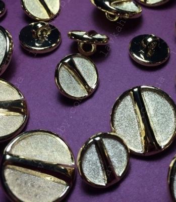 Пуговицы метализированые 200038