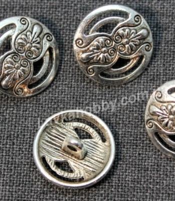 Пуговицы металлические 200757