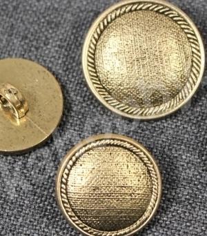 Пуговицы метализированые 200157
