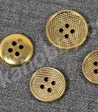 Пуговицы метализированые 200156