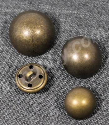 Пуговицы металические 200165