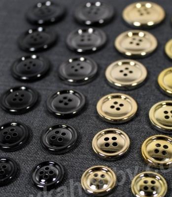 Пуговицы метализированые 200562