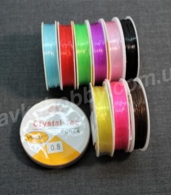 Нити силиконовые еластичные 380011