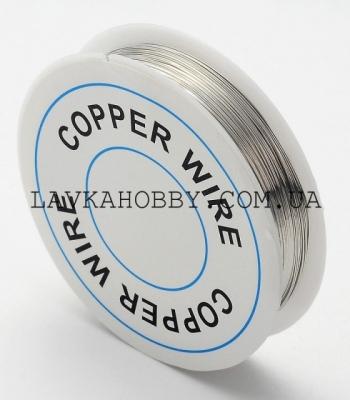 Проволка 340013, серебро